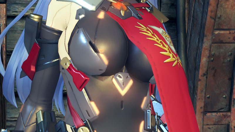 ハナJDの胸アップ画像