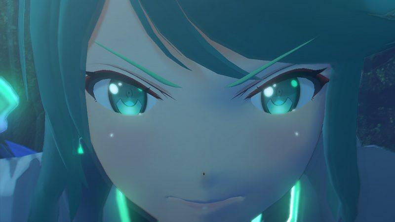 覚醒ホムラの表情アップ画像