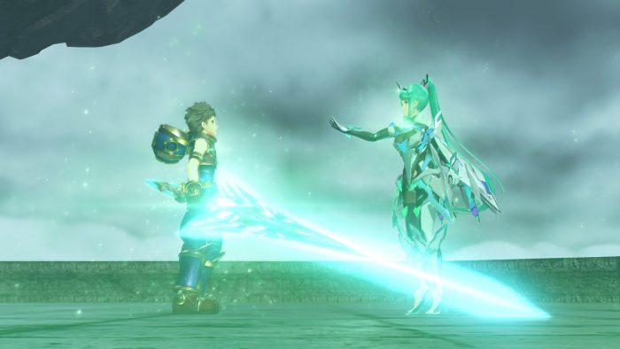 ゼノブレイド2の覚醒ホムラの剣の画像