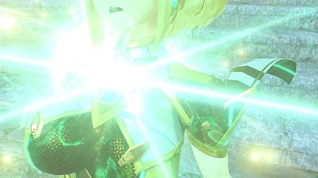 ゼノブレイド2輝くホムラの画像