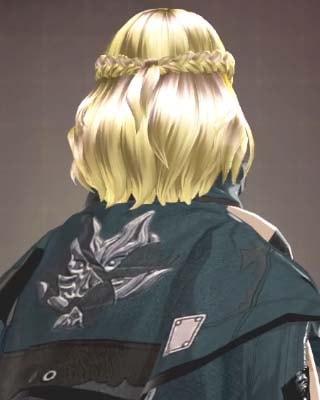 ゴッドイーター3女キャラのヘアスタイル12