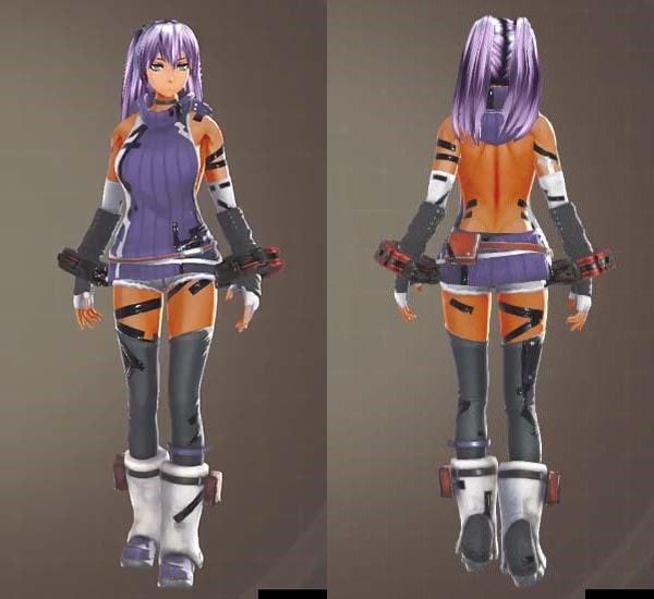 GODEATER3 オネストカジュアル【装飾】衣装