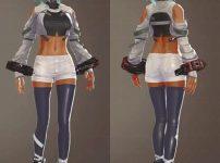 コバルトスタイル衣装のボトムスの詳細